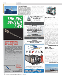 Maritime Reporter Magazine, page 68,  Apr 2013 energy yield