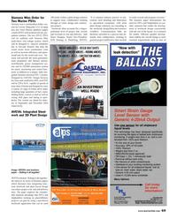 Maritime Reporter Magazine, page 69,  Apr 2013 Bruce Douglas