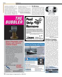 Maritime Reporter Magazine, page 70,  Apr 2013 Tracker