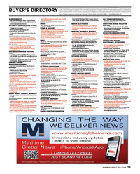 Maritime Reporter Magazine, page 75,  Apr 2013 advertising programs