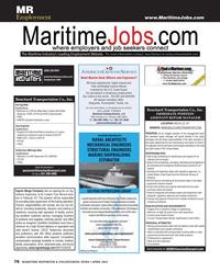 Maritime Reporter Magazine, page 76,  Apr 2013 Jerry Joseph