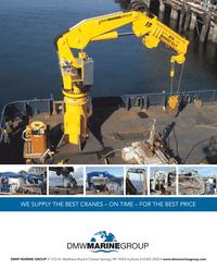Maritime Reporter Magazine, page 7,  Apr 2013