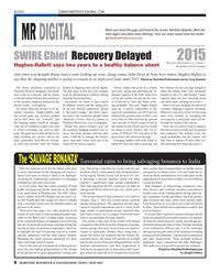 Maritime Reporter Magazine, page 8,  May 2013 Joseph FonsecaMR