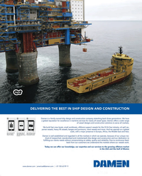 Maritime Reporter Magazine, page 9,  May 2013