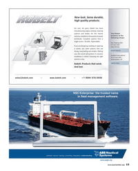 Maritime Reporter Magazine, page 15,  May 2013
