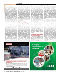 Maritime Reporter Magazine, page 16,  May 2013