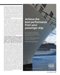 Maritime Reporter Magazine, page 19,  May 2013