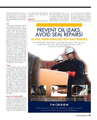 Maritime Reporter Magazine, page 23,  May 2013