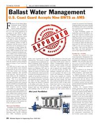 Maritime Reporter Magazine, page 26,  May 2013 Rear Adm. Joseph