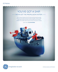 Maritime Reporter Magazine, page 1,  May 2013
