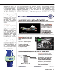 Maritime Reporter Magazine, page 29,  May 2013