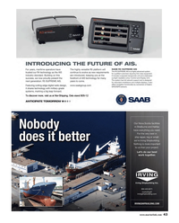 Maritime Reporter Magazine, page 43,  May 2013