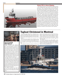 Maritime Reporter Magazine, page 62,  May 2013
