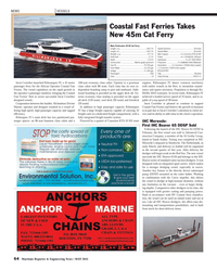 Maritime Reporter Magazine, page 64,  May 2013
