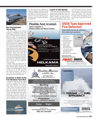 Maritime Reporter Magazine, page 65,  May 2013 Fujian Province