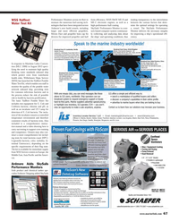 Maritime Reporter Magazine, page 67,  May 2013