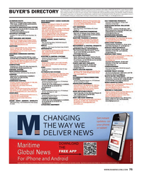 Maritime Reporter Magazine, page 75,  May 2013
