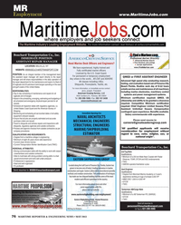 Maritime Reporter Magazine, page 76,  May 2013