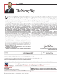 Maritime Reporter Magazine, page 6,  May 2013