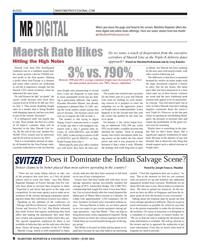 Maritime Reporter Magazine, page 8,  Jun 2013