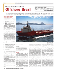 Maritime Reporter Magazine, page 10,  Jun 2013