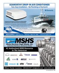 Maritime Reporter Magazine, page 11,  Jun 2013