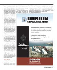 Maritime Reporter Magazine, page 17,  Jun 2013