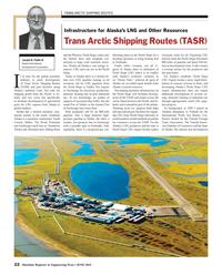 Maritime Reporter Magazine, page 22,  Jun 2013