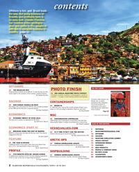 Maritime Reporter Magazine, page 2,  Jun 2013