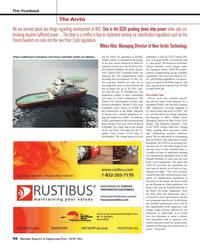 Maritime Reporter Magazine, page 56,  Jun 2013