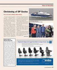 Maritime Reporter Magazine, page 57,  Jun 2013