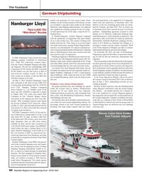 Maritime Reporter Magazine, page 60,  Jun 2013
