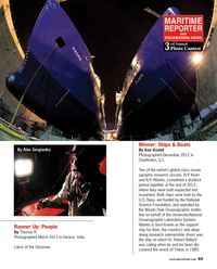 Maritime Reporter Magazine, page 65,  Jun 2013