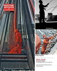 Maritime Reporter Magazine, page 68,  Jun 2013