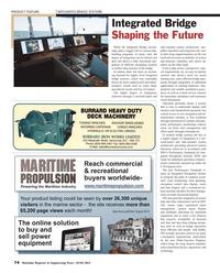 Maritime Reporter Magazine, page 74,  Jun 2013