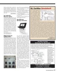 Maritime Reporter Magazine, page 77,  Jun 2013