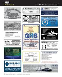 Maritime Reporter Magazine, page 84,  Jun 2013