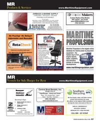 Maritime Reporter Magazine, page 87,  Jun 2013