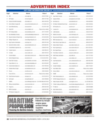 Maritime Reporter Magazine, page 88,  Jun 2013