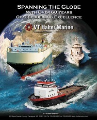 Maritime Reporter Magazine, page 3rd Cover,  Jun 2013