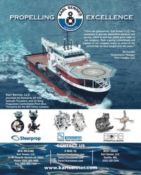 Maritime Reporter Magazine, page 4th Cover,  Jun 2013