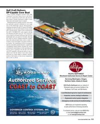 Maritime Reporter Magazine, page 11,  Jul 2013 Lynx