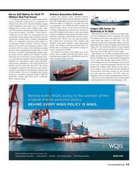 Maritime Reporter Magazine, page 13,  Jul 2013