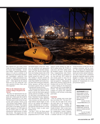 Maritime Reporter Magazine, page 17,  Jul 2013 transportation security program
