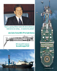 Maritime Reporter Magazine, page 31,  Jul 2013 South America MR