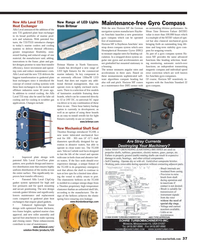 Maritime Reporter Magazine, page 37,  Jul 2013 scrubber gas applications