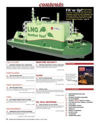 Maritime Reporter Magazine, page 2,  Jul 2013 Robert Limb
