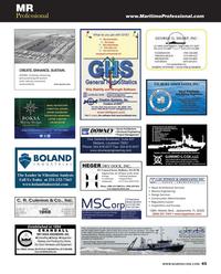 Maritime Reporter Magazine, page 45,  Jul 2013 Florida