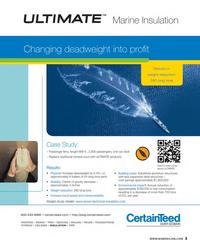 Maritime Reporter Magazine, page 3,  Jul 2013