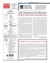 Maritime Reporter Magazine, page 4,  Jul 2013 Benelux